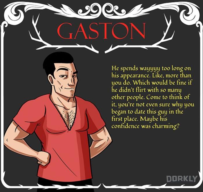 Gaston (Dorkly)