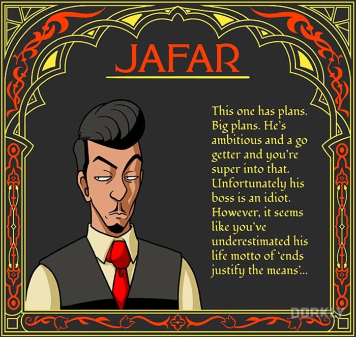 Jafar (Dorkly)