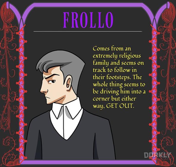 Frollo (Dorkly)