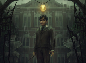 Scary Potter (Dylan Pierpont)