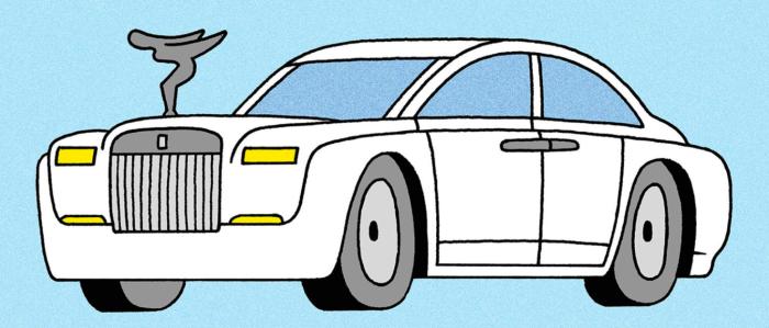 Rolls-Royce (Bloomberg)