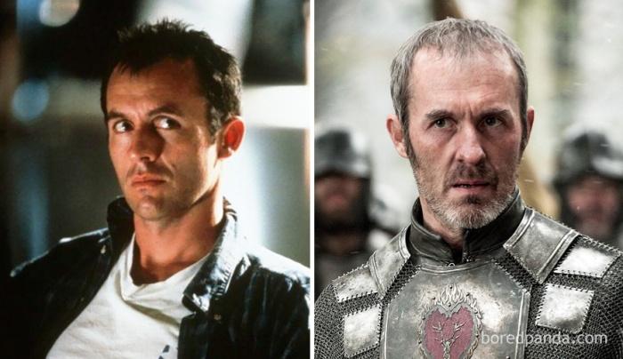 Stephen Dillane as Stanis Baratheon (boredpanda.com)