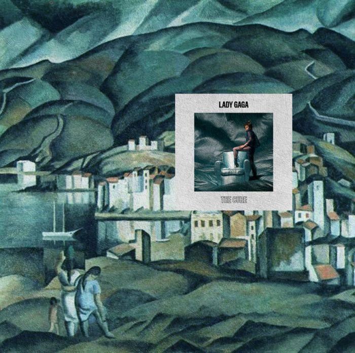 The Cure di Lady Gaga/Cadaques di Salvador Dalì (Eisen Bernardo)