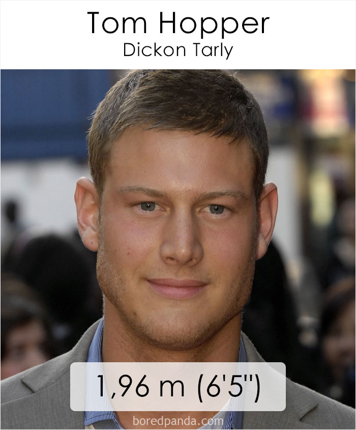 Tom Hopper/Dickon Tarly (boredpanda.com)