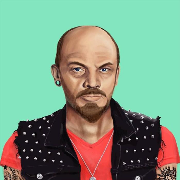 Vladimir Lenin (Amit Shimoni/Hipstory)