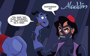 Aladdin (CollegeHumor)