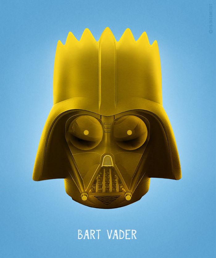 Bart Vader (Dito von Tease)