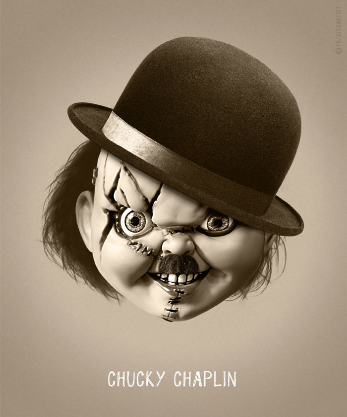 Chucky Chaplin (Dito von Tease)