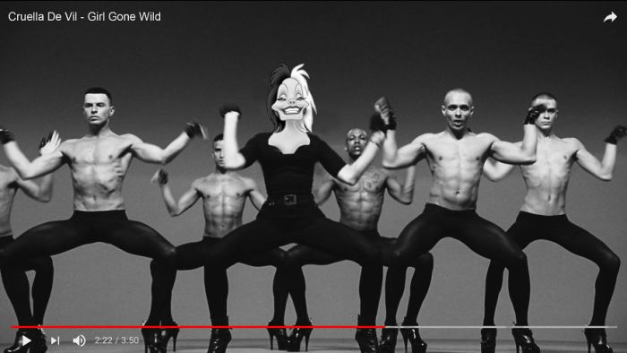 Crudelia De Mon as Madonna - Girl Gone Wild (Gregory Masouras)