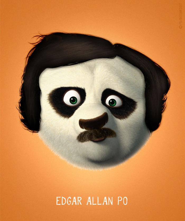 Edgar Allan Po (Dito von Tease)