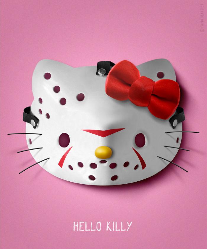 Hello Killy (Dita von Tease)
