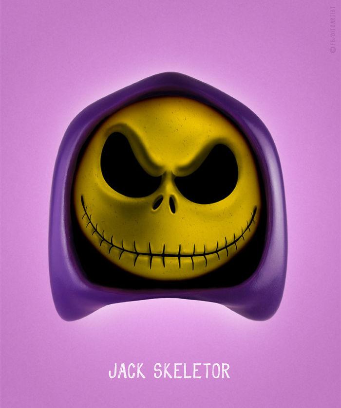 Jack Skeletor (Dito von Tease)
