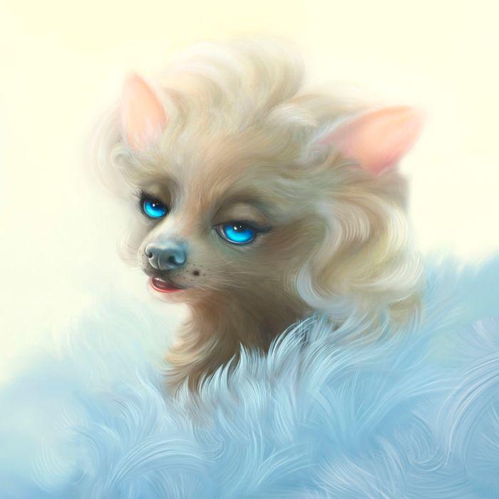 Marilyn Mongrel (kickstarter.com)