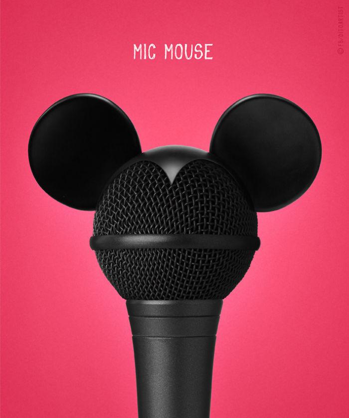 Mic Mouse (Dito von Tease)