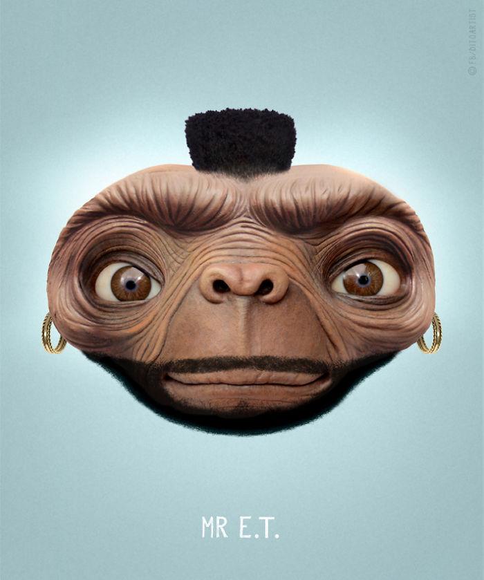 Mr. E.t. (Dito von Tease)