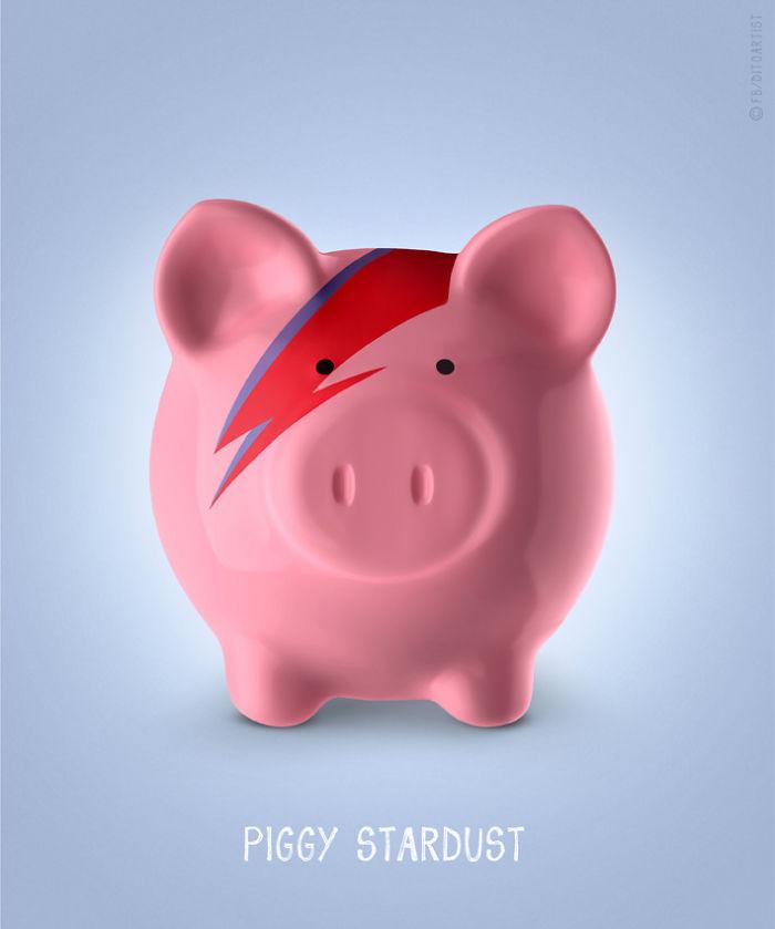 Piggy Stardust (Dito von Tease)