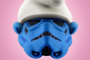 Smurftrooper (Dito von Tease)