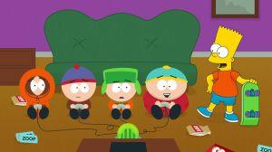Bart Simpson/South Park (Simplyss)