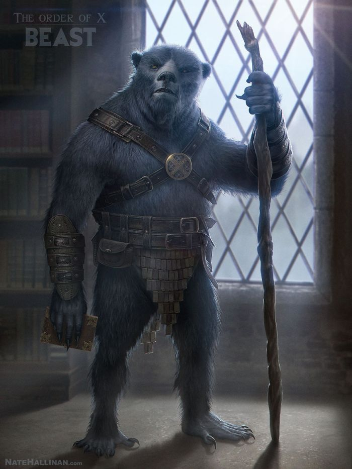 Beast (Nate Hallinan)