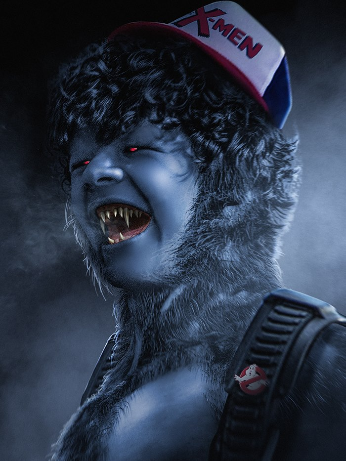 Dustin/Beast (BossLogic)