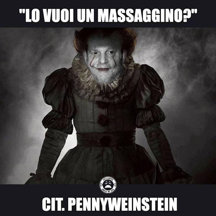 Harvey Weinstein meme