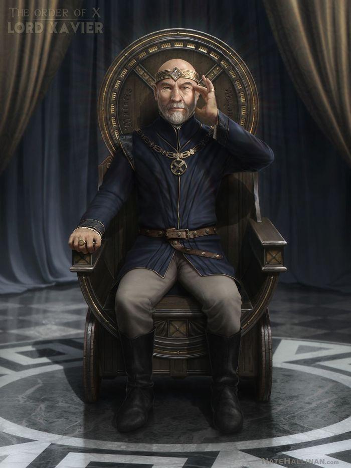 Lord Xavier (Nate Hallinan)