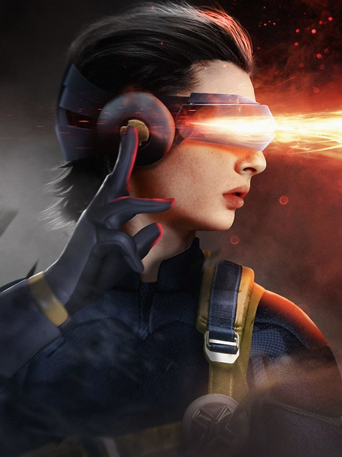 Mike/Cyclops (BossLogic)