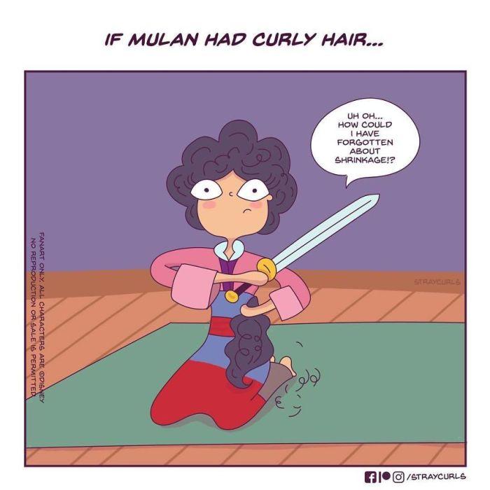 Mulan (Straycurls)