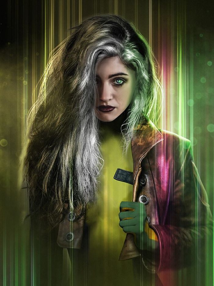 Nancy/Rogue (BossLogic)