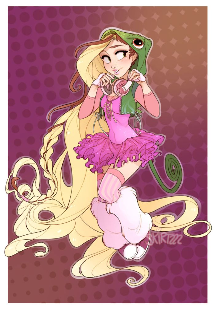 Rapunzel (Skirtzzz)