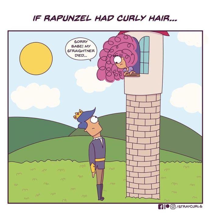 Rapunzel (Straycurls)
