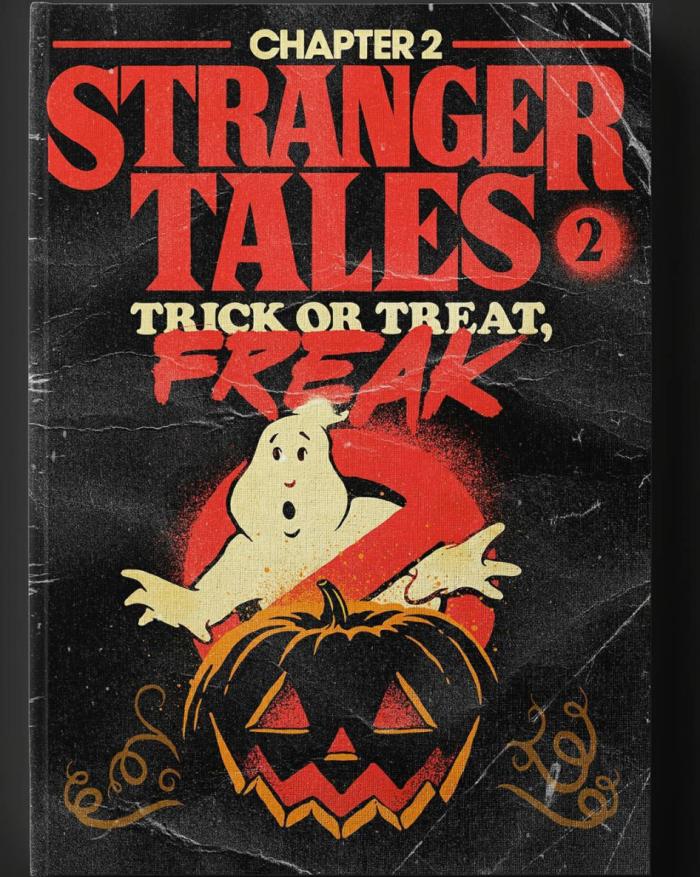 Stranger Tales/Trick or Treat, Freak (Butcher Billy/Instagram)