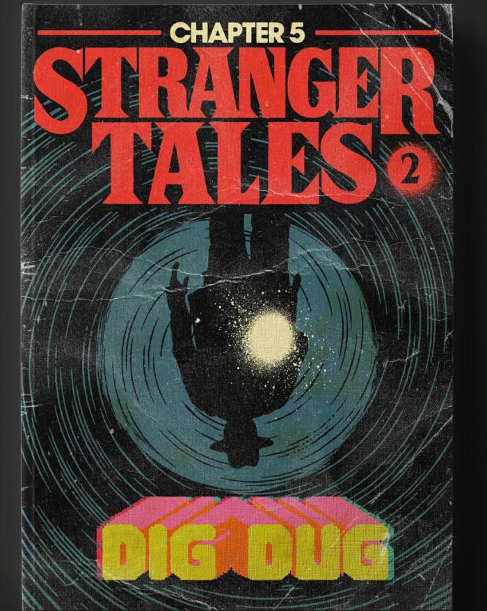Stranger Tales/Dig Dug (Butcher Billy/Instagram)
