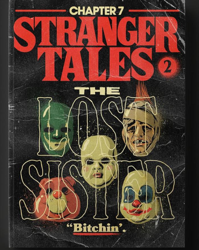 Stranger Tales/The Lost Sister (Butcher Billy/Instagram)