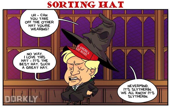 Sorting Hat (Dorkly)