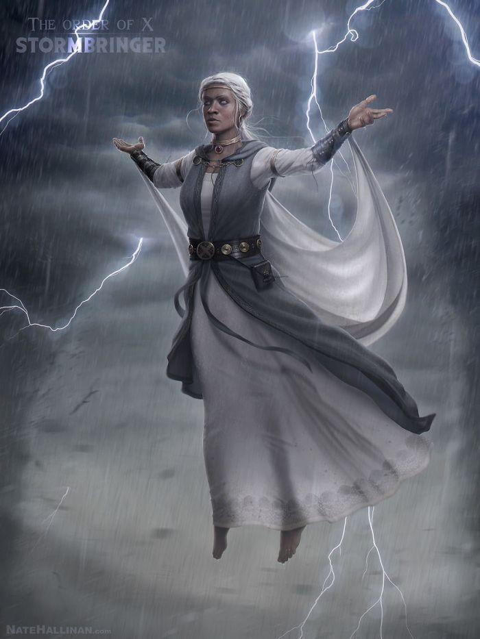 Stormbringer (Nate Hallinan)