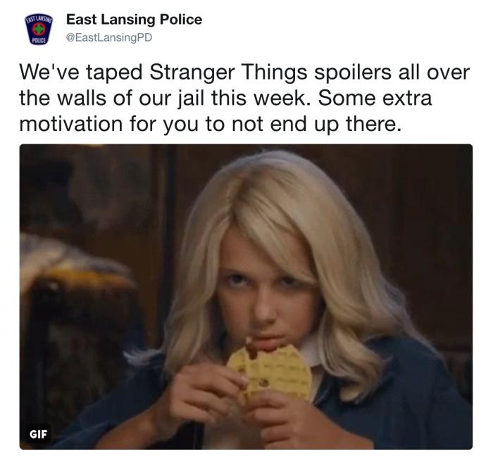 East Lansing Police (Twitter)