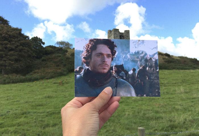 Audley's Castle - Irlanda del Nord (Andrea David)