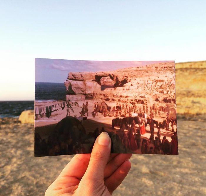 Azure Window On Gozo - Malta (Andrea David)