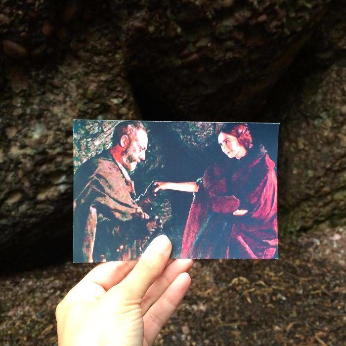 Cushendun Caves - Irlanda del Nord (Andrea David)