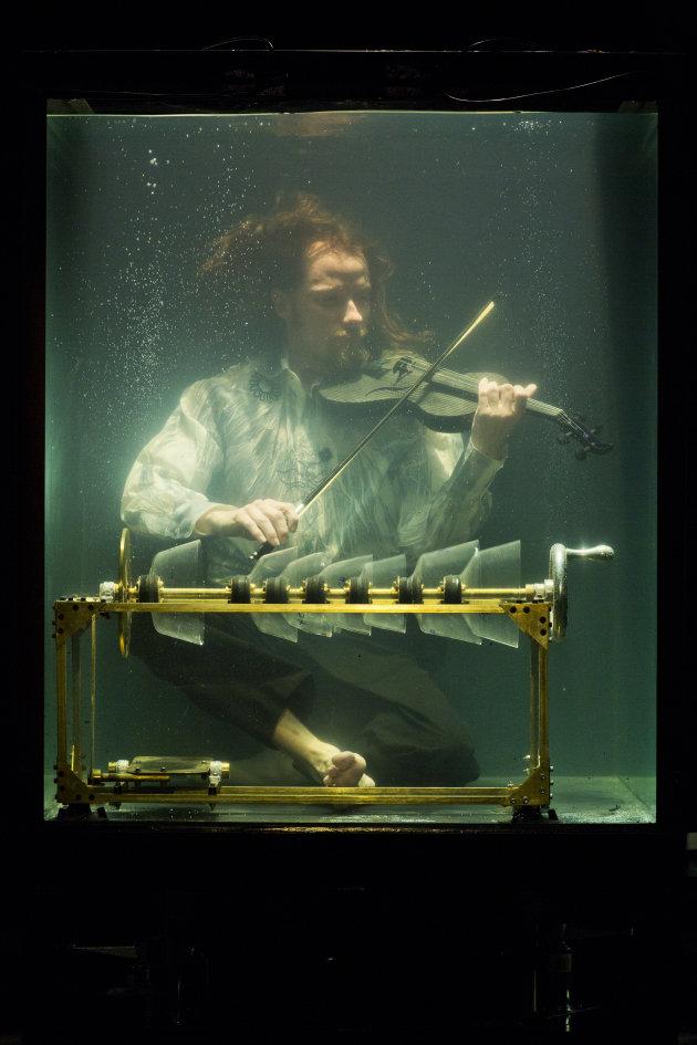 Between Music/AquaSonic