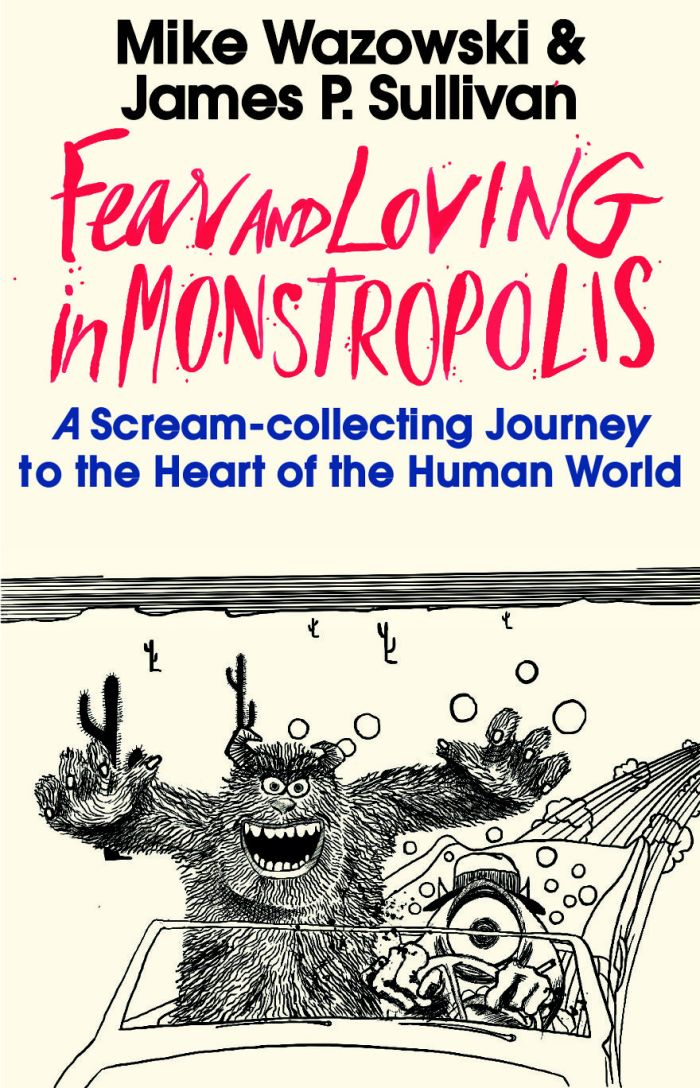 Fear and Loving in Monstropolis (Cyplon)