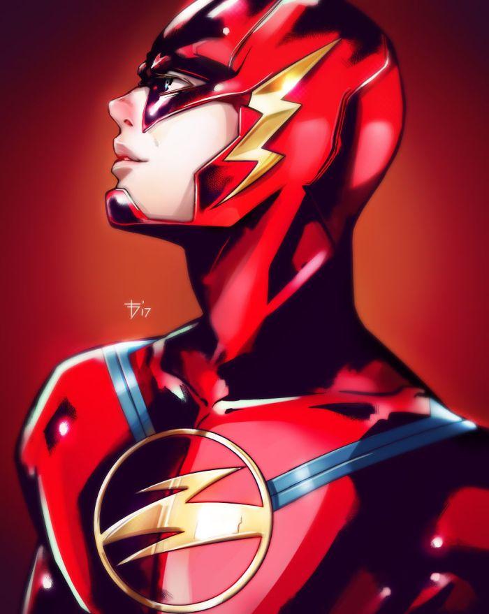 Flash (Oli Fux)