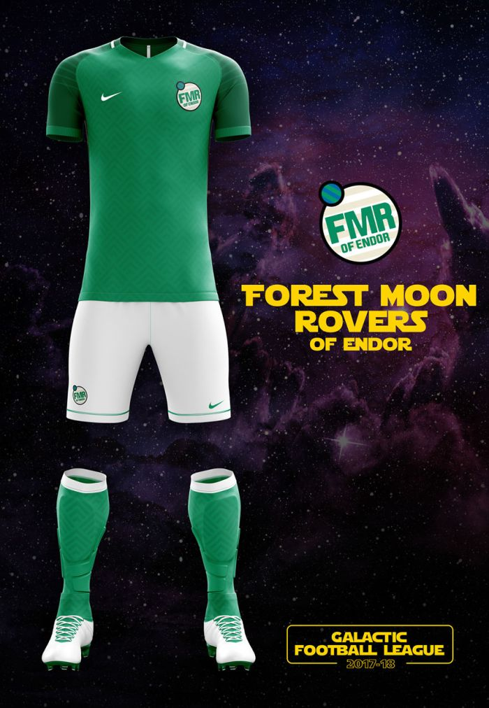 Forest Moon Rovers of Endor (Philip Slattery)