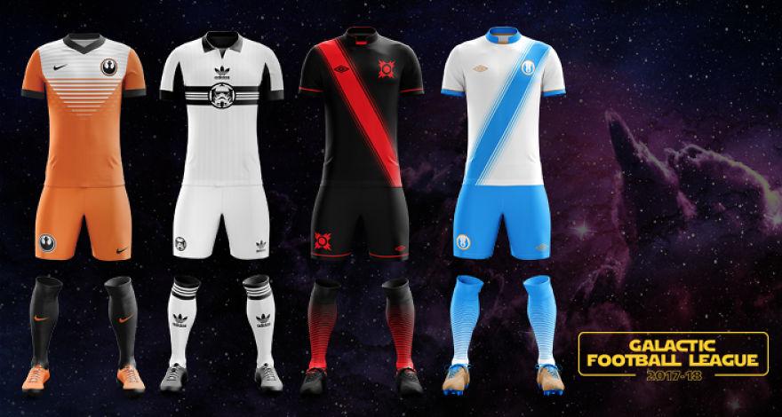 Galactic Football League (Philip Slattery)