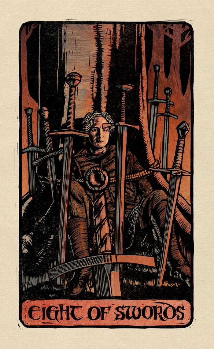 Eight of Swords (Chronicles)