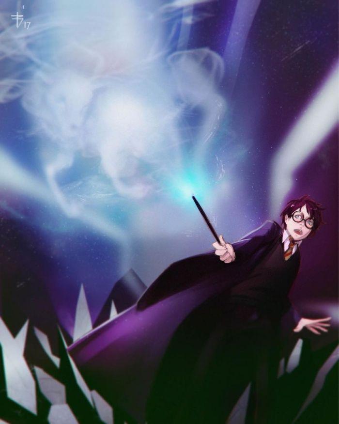 Harry Potter (Oli Fux)