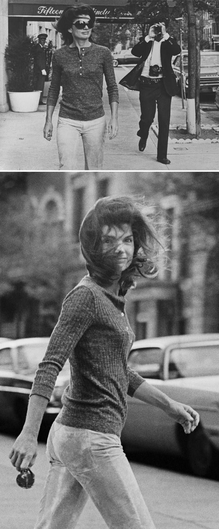 Jackie Kennedy (Ron Galella)