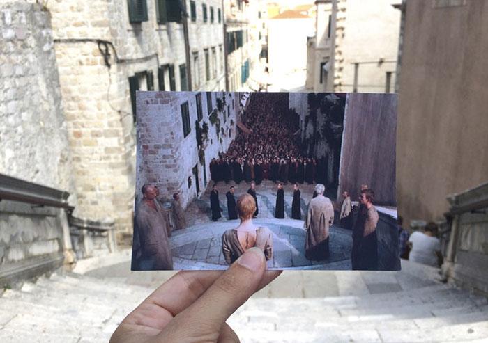 Jesuit Stairs - Dubrovnik, Croazia (Andrea David)