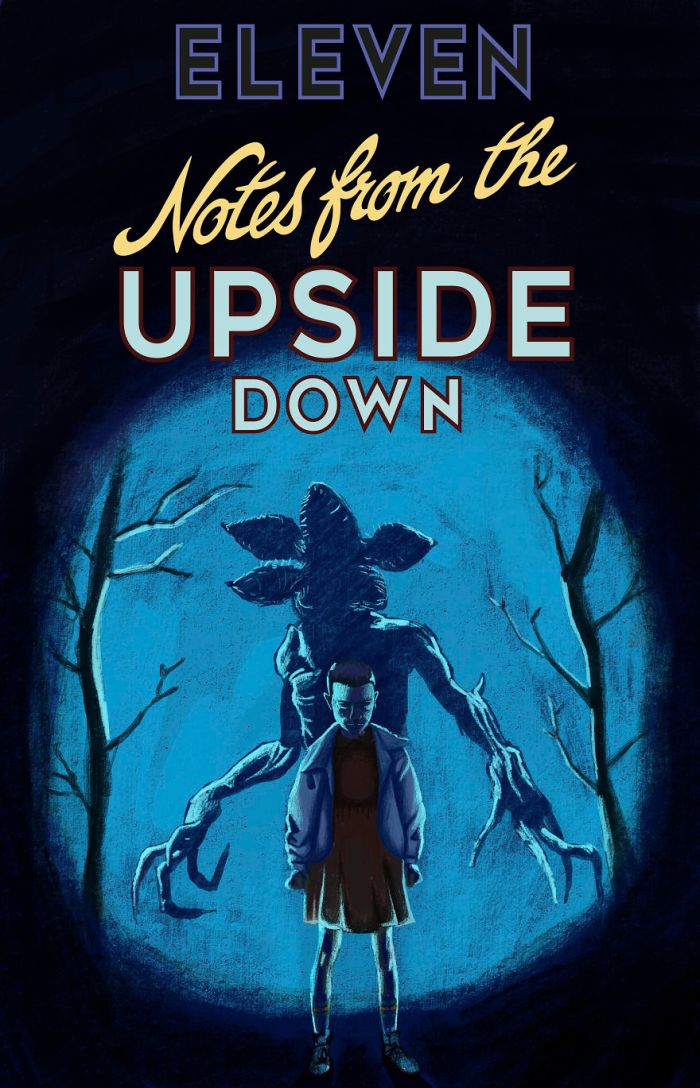 Notes from the Upside Down (Cyplon)